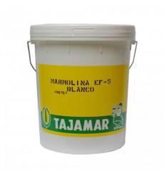 Revestimiento Marmolina Ef 5 Blanco 25kg