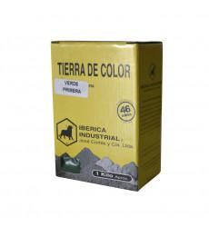 Tierra Color Verde Bolsa 1kg