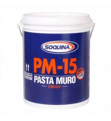 Pasta Muro Soquina Interior Pm-15 1 Gl