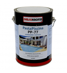 Pasta Piscina Pp-77 Celeste 7kg