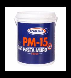 Pasta Muro Soquina Interior Pm-15 4 Gl