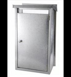 Caseta Metalica P/calefont 50x80x30cm.