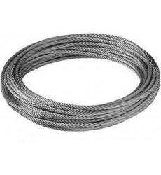 "Cable Acero Tipo Tonina 3/16"""