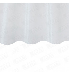 Plancha Onda Zinc Z11 Natur 0.5x0.85x2.5