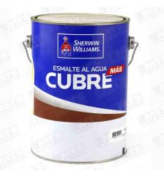 Esmalte Al Agua Sw Cubre Mas Ocre Gl